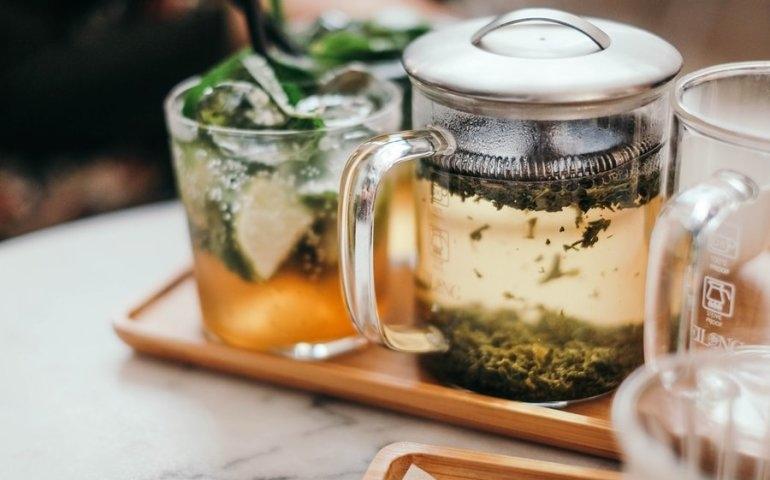 Zaparz herbatę i zapomnij o codziennym zgiełku
