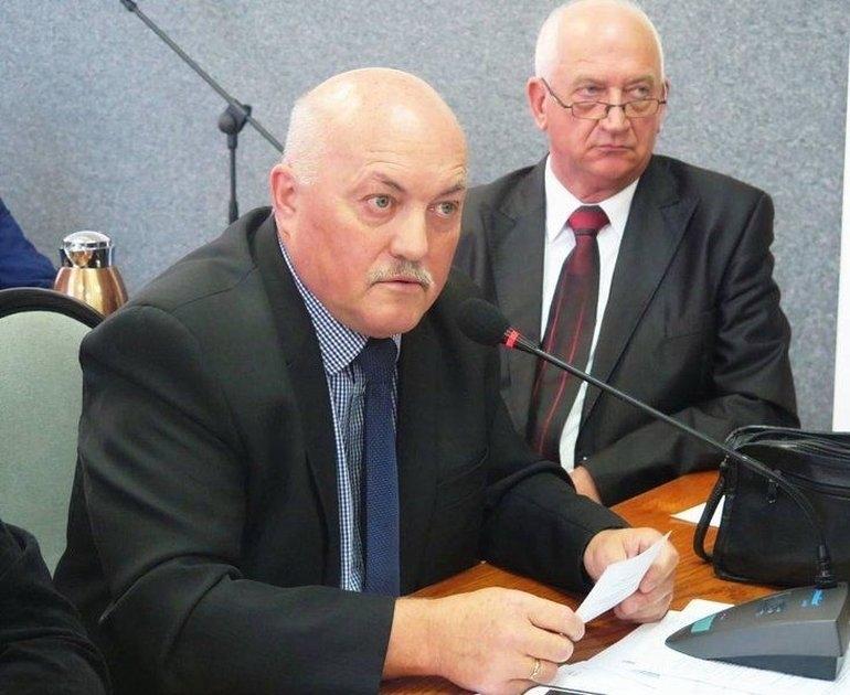 Krzysztof Kozłowski kolejnym kandydatem na prezydenta Piotrkowa
