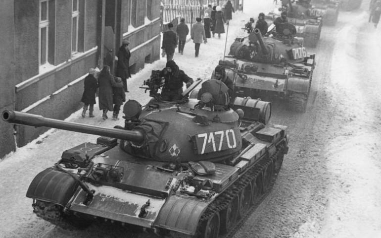 36 lat temu wprowadzono w Polsce stan wojenny