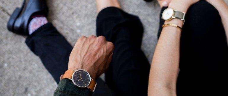 Jak trafnie wybrać zegarek męski do stylizacji?