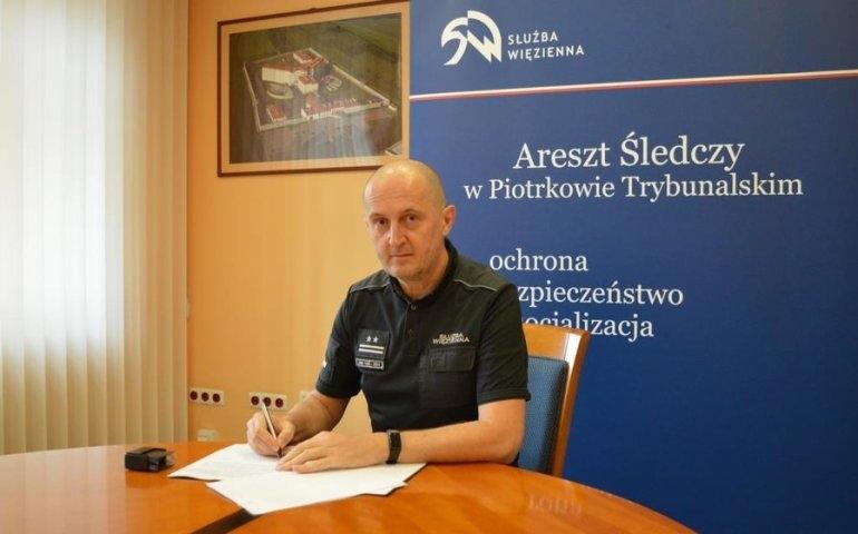 fot.: Areszt Śledczy Piotrków Trybunalski