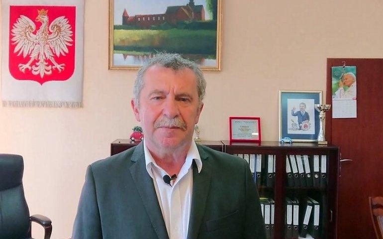 Burmistrz Wojciech Ostrowski, fot. sulejow.pl