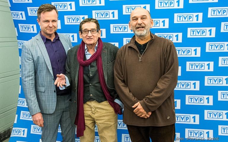 Piotrkowianin zagrał w serialu TVP (Galeria)