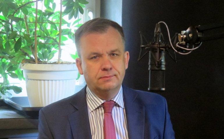 Prezydent Piotrkowa, Krzysztof Chojniak, fot. P. Kwiatkowski