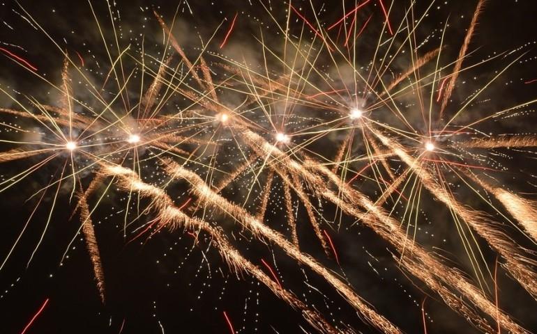 Nowy Rok przywitamy pokazem sztucznych ogni