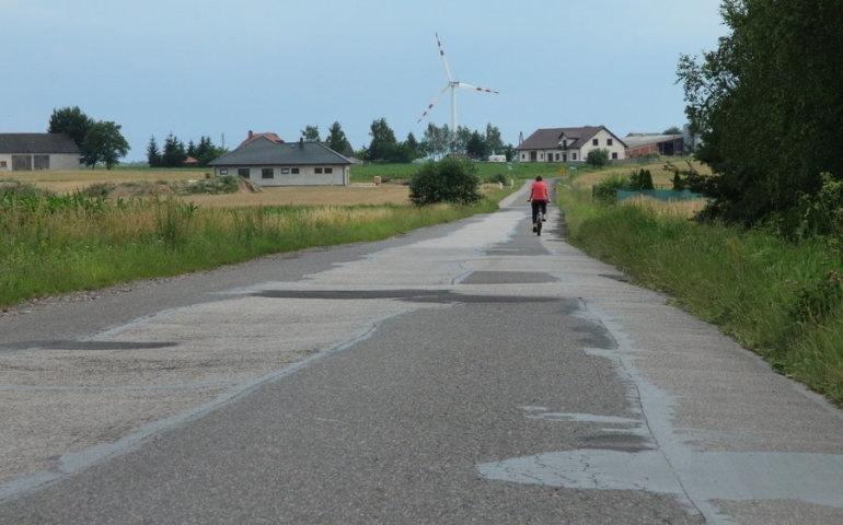 Jaką nazwę przyjmie ulica w Bujnach?