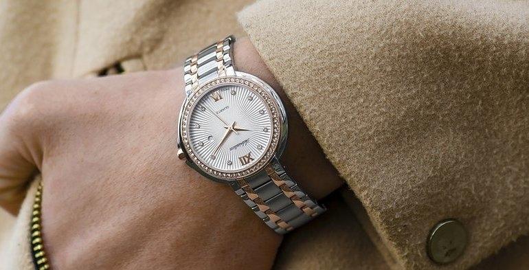 Zegarek zamiast biżuterii?