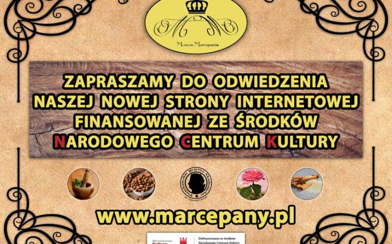 Piotrkowskie marcepany teraz również on-line