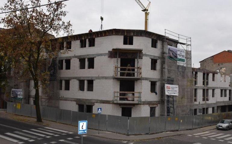 Nabór na nowe mieszkania w Piotrkowie rozpoczęty