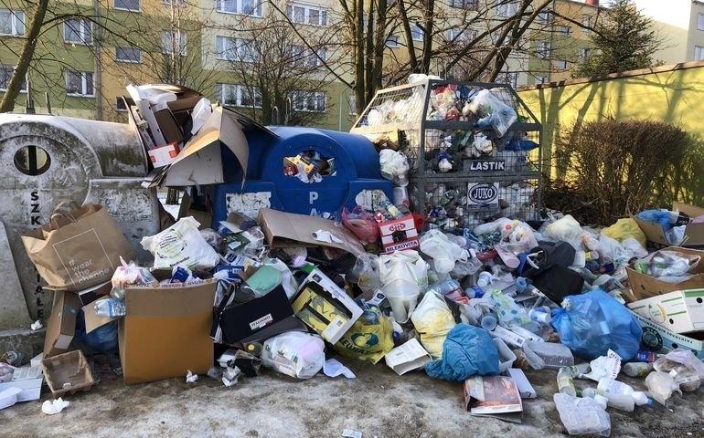 Jak długo będzie rosła sterta śmieci? (Aktualizacja)