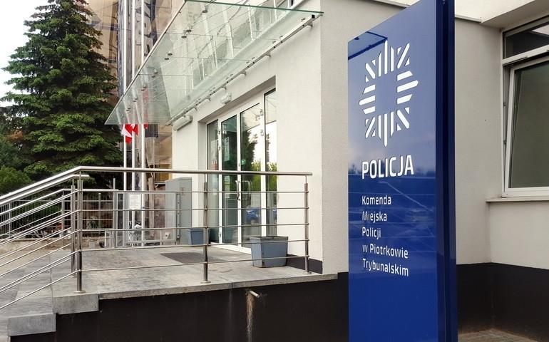 Policjant zastrzelił się w Komendzie