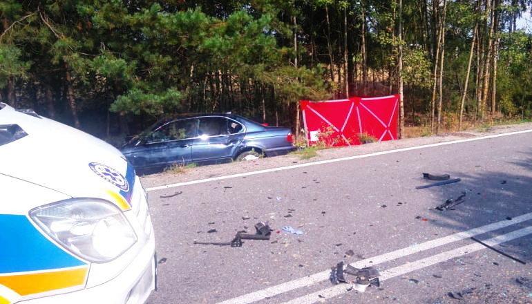 Pijany kierowca bmw śmiertelnie potrącił rowerzystkę