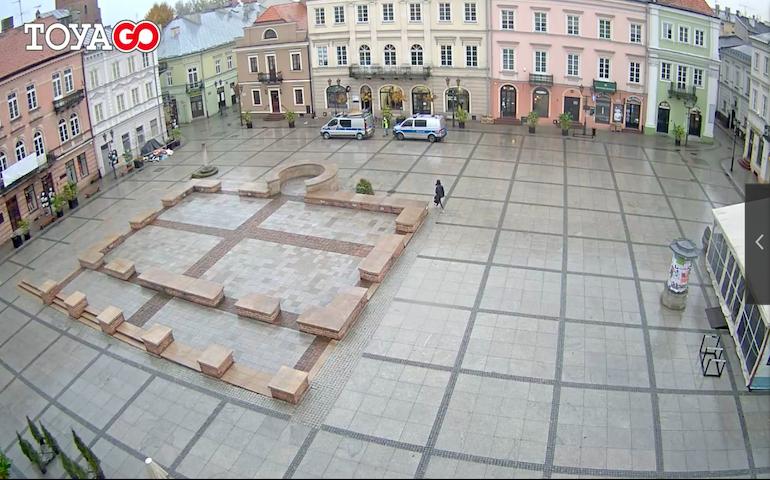 fot. Screen/Kamery TOYA Piotrków