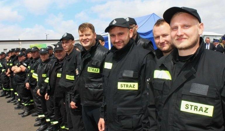 Pokazali ducha rywalizacji. Gminne zawody sportowo-pożarnicze Szydłów 2019