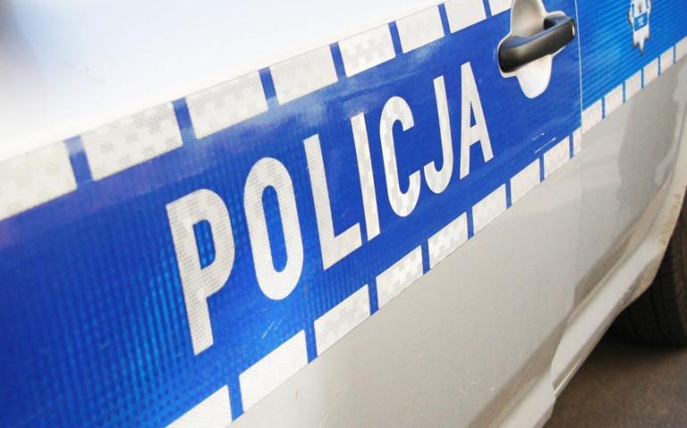 Seria zdarzeń drogowych w Piotrkowie i regionie