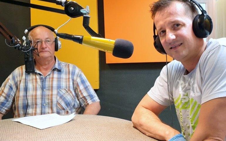 Tomasz Stachaczyk i Marcin Cecotka, fot. K. Żołądek