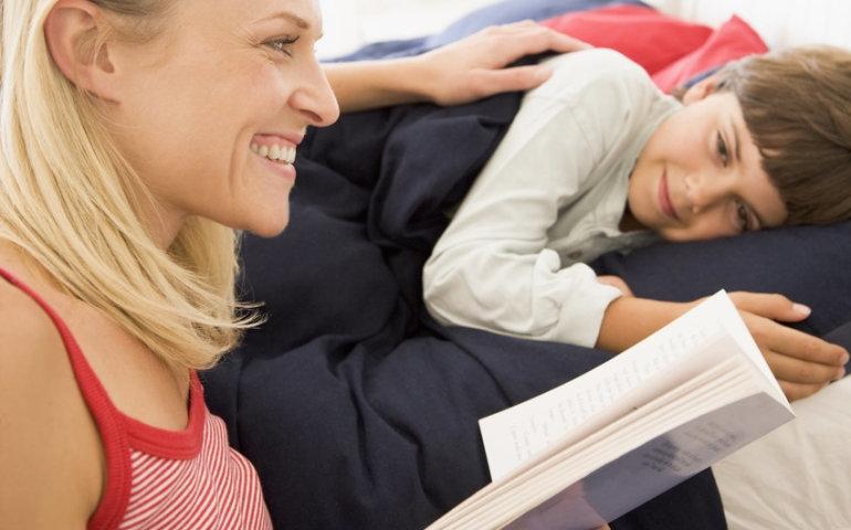 5 książek do czytania wspólnie z dzieckiem