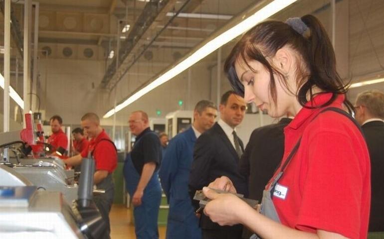 Haering otwiera fabrykę w USA. Czy będą tam też pracować piotrkowianie?