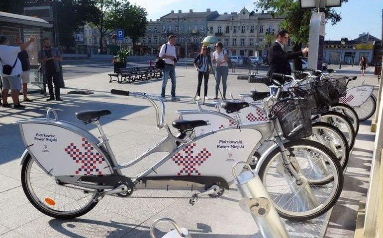 Rower miejski za darmo przez godzinę