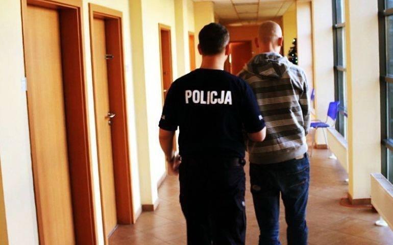 Nawet 10 lat więzienia za łup o wartości 600 zł. Złodzieje złapani na gorącym uczynku