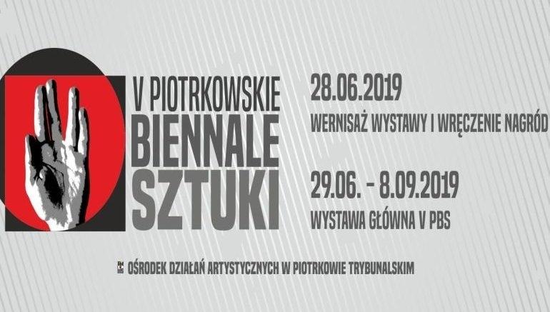 V Piotrkowskie Biennale Sztuki – wernisaż i spotkanie z artystami