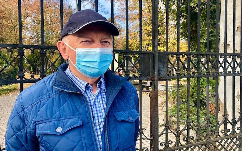 Na zdjęciu Waldemar Domarańczyk, prezes TPPT / fot. pakwi
