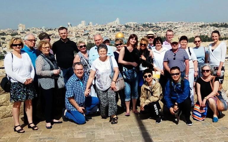 Delegacja piotrkowskiego samorządu z wizytą w Izraelu