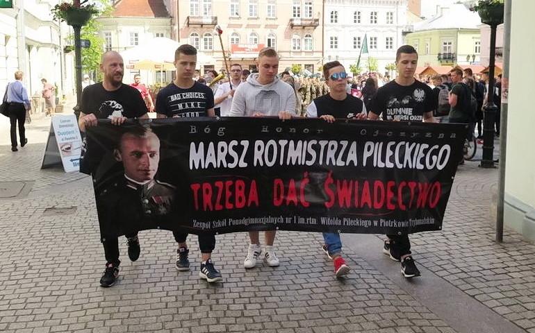 III Marsz Rotmistrza Pileckiego. ZSP nr 1 zaprasza