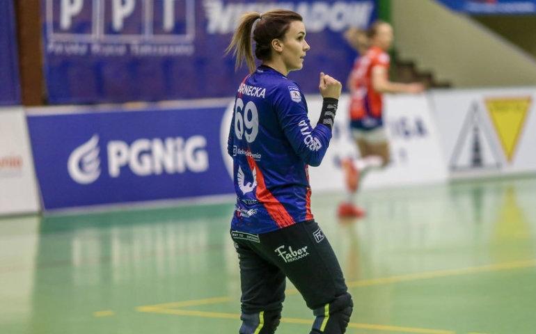 Karolina Sarnecka z szansą na tytuł zawodniczki tygodnia