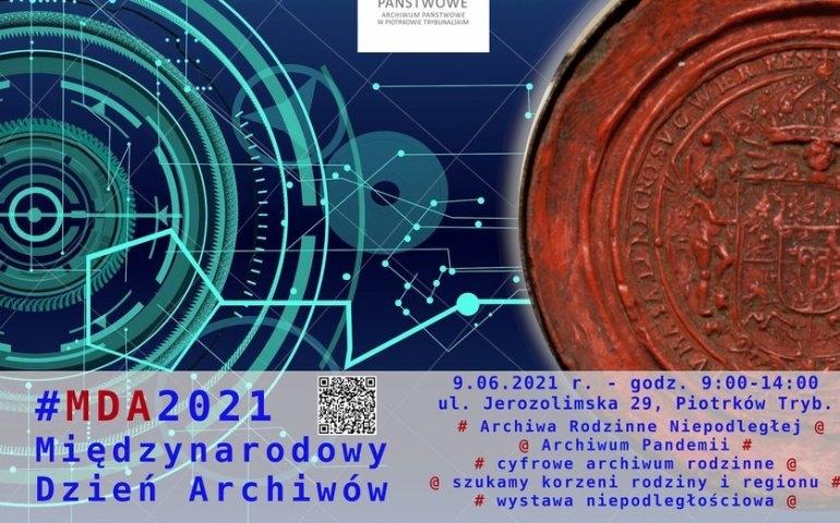 Międzynarodowy Dzień Archiwów już 9 czerwca