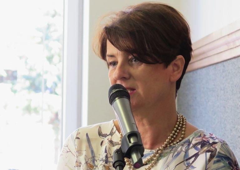 Jolanta Kopeć, kierownik Biura Partnerstwa i Funduszy, fot. as